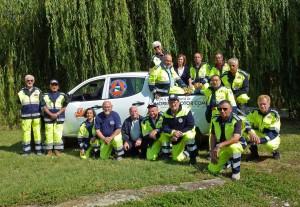 Centro Volontari Brisighella foto di gruppo