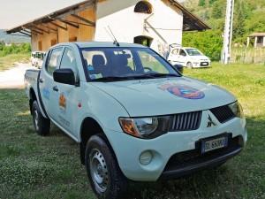 Centro Volontari Brisighella pickup 2