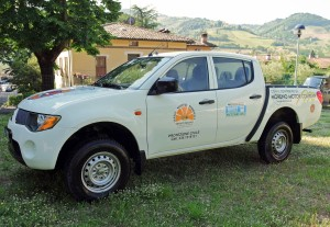 Centro Volontari Brisighella pickup 3