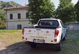 Centro Volontari Brisighella pickup 4