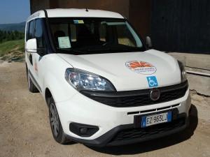Centro Volontari Brisighella trasporto disabili 2