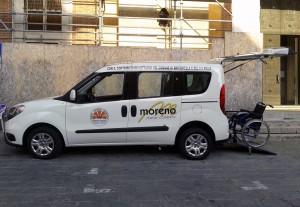 Centro Volontari Brisighella trasporto disabili 5