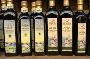 Olio di Brisighella varie bottiglie